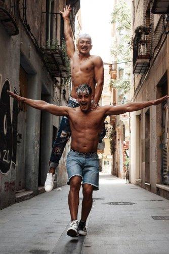 Islen y Alejandro